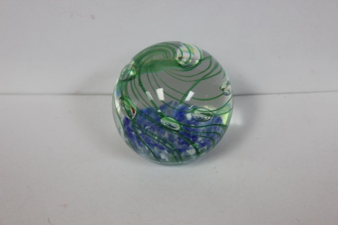 An Art Glass Paperweight