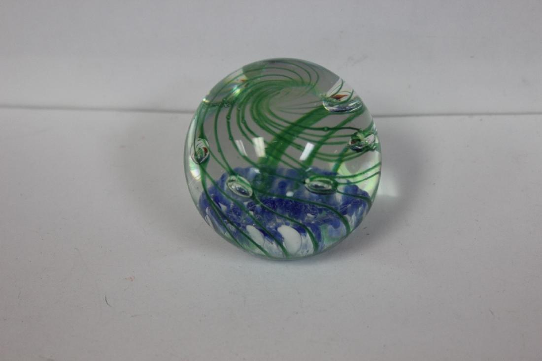 An Art Glass Paperweight - 2