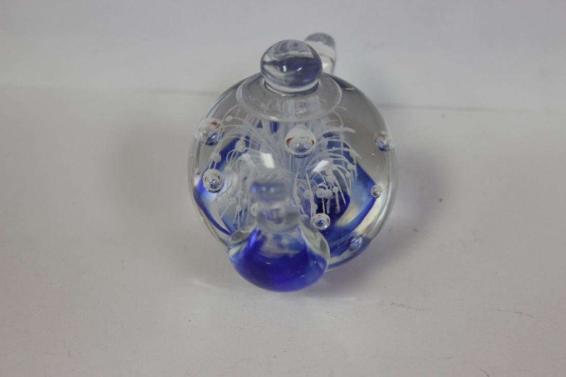 A Dynasty Gallery Teapot Form Paperweight - 4