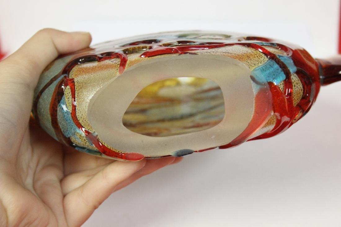 An Art Glass Fish - 5
