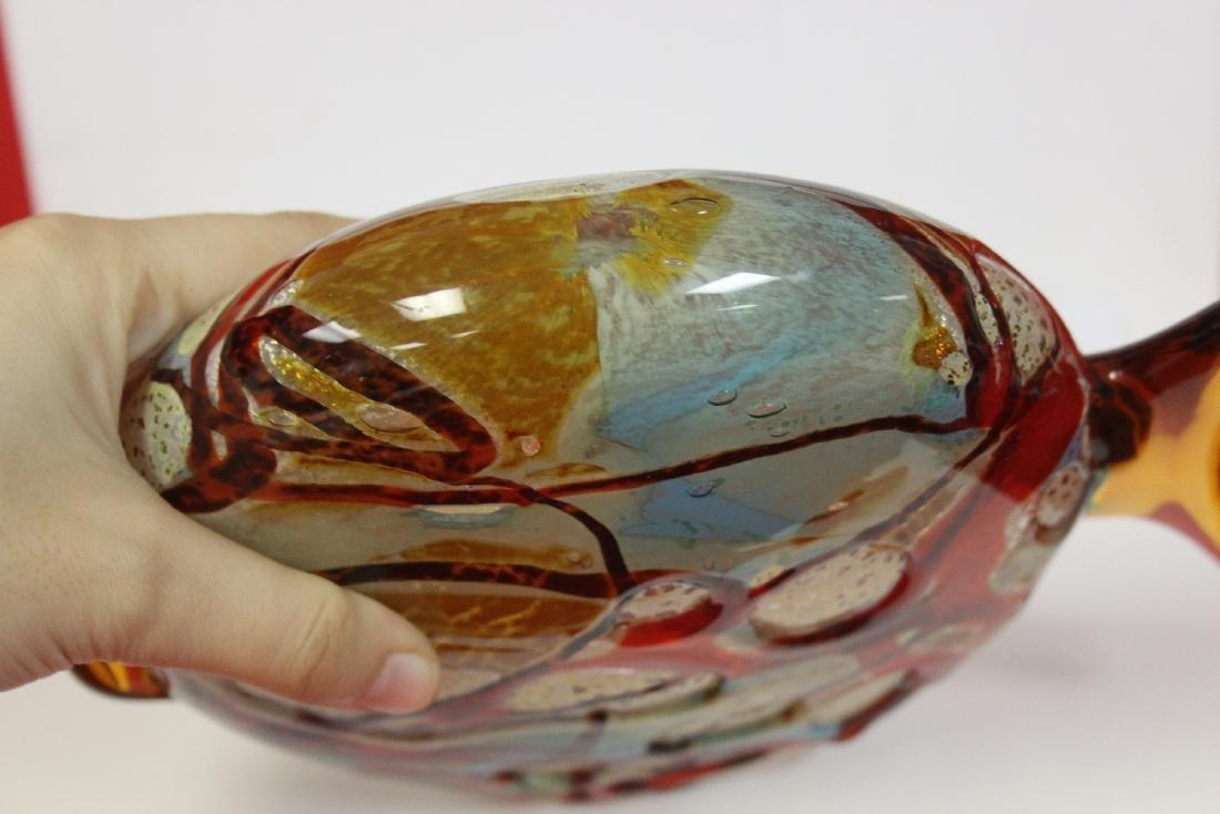An Art Glass Fish - 6