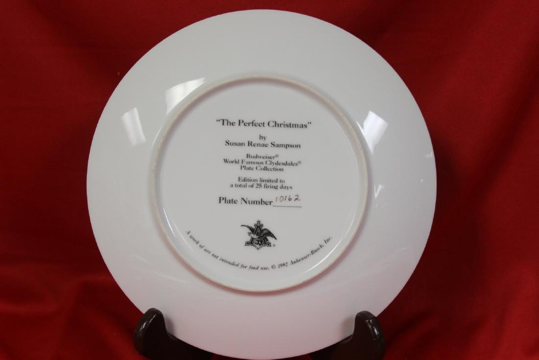 A Collector's Plate by Sampson - 3