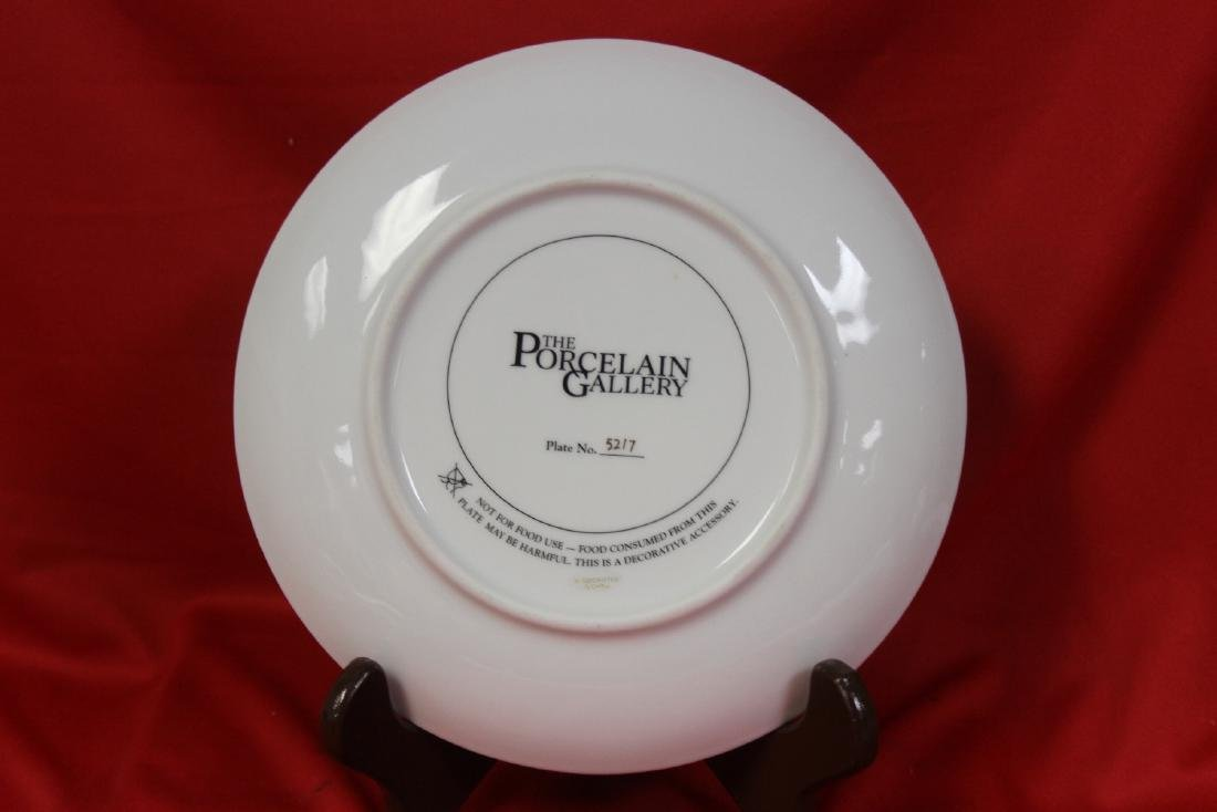 A Signed Collector's Plate by Politowicz - 3