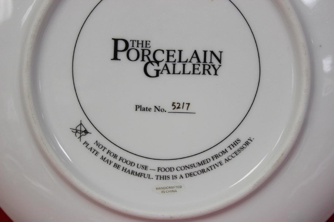 A Signed Collector's Plate by Politowicz - 4