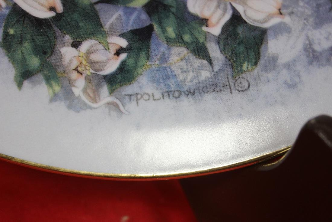 A Signed Collector's Plate by Politowicz - 2