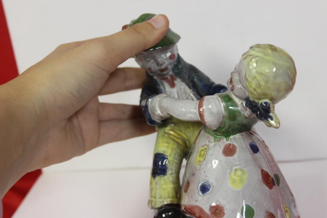A Ceramic Figurine - 2
