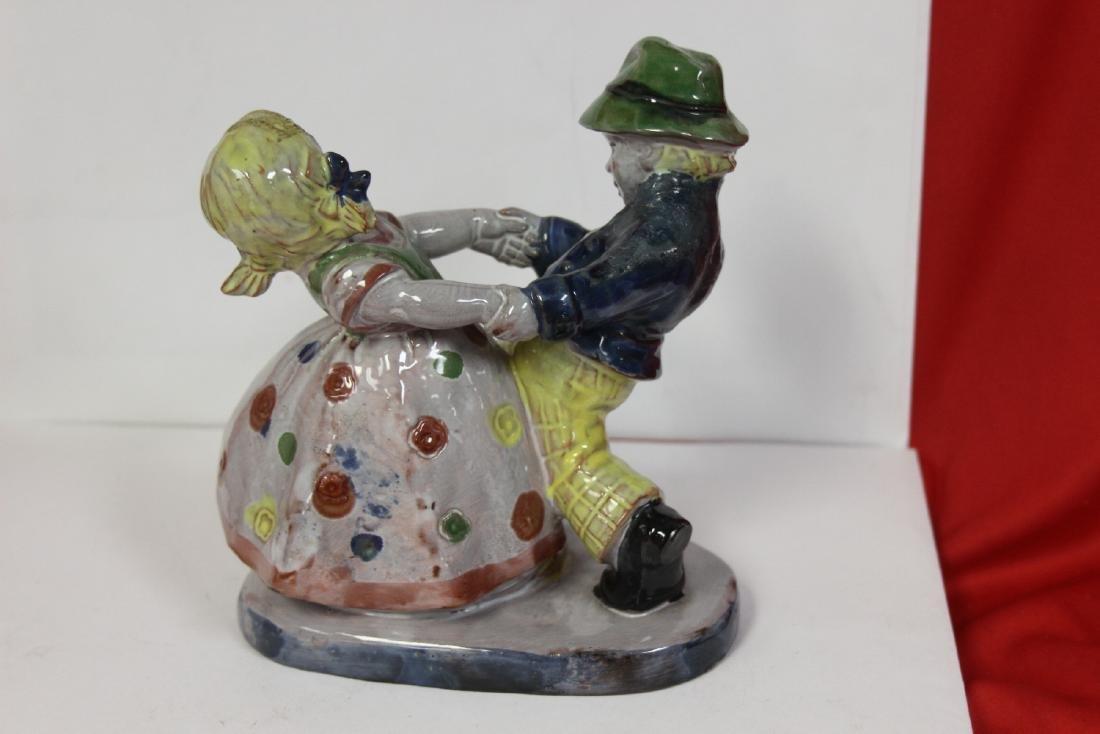 A Ceramic Figurine - 4