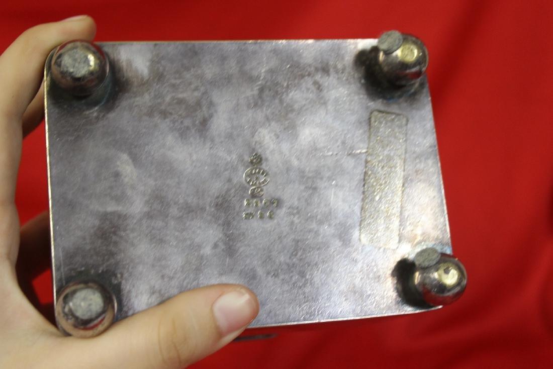 A Vintage Metal Box - 2