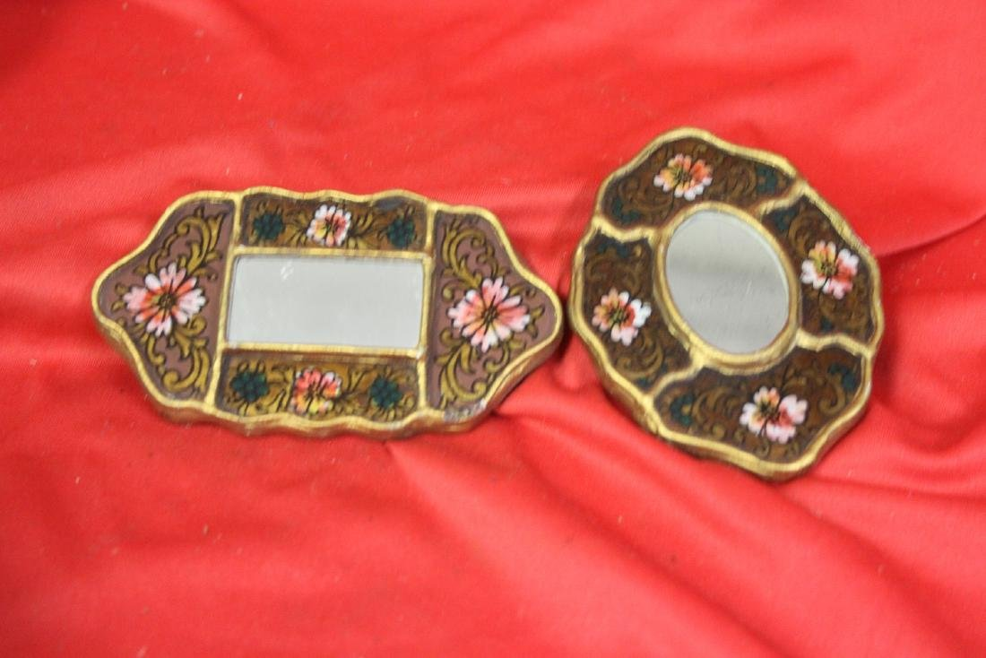Lot of Two Mirrors