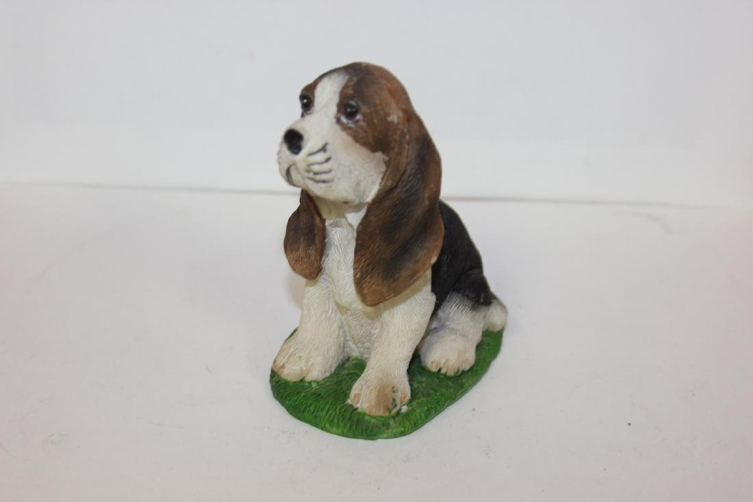 A Resin Dog