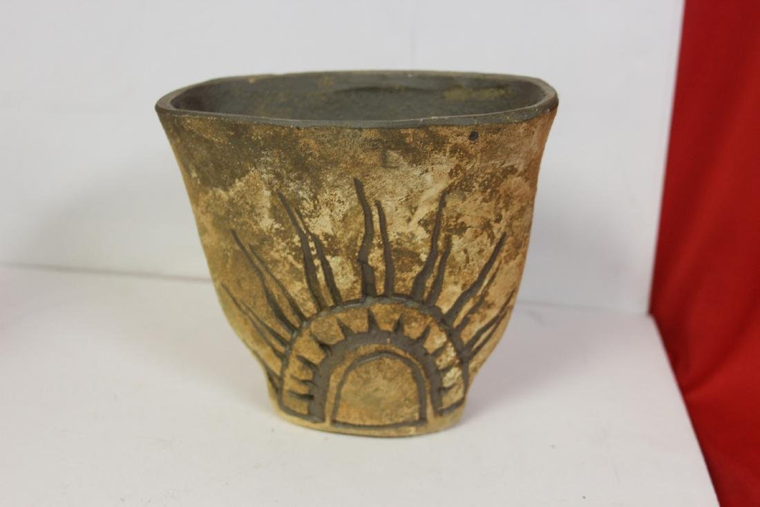 A Piece of Signed Pottery Article