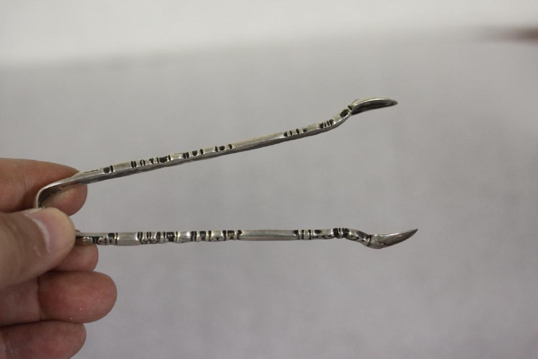 A Rare Tiffany and Co. Sterling Tong - 2