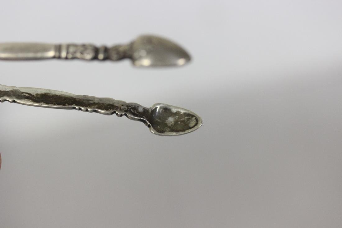 A Rare Tiffany and Co. Sterling Tong - 7