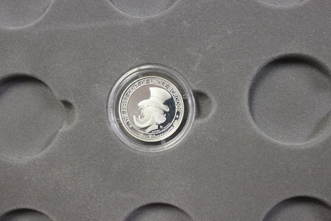 The 1 Cent of Uncle Scrooge - Limited Edition Silver - 3