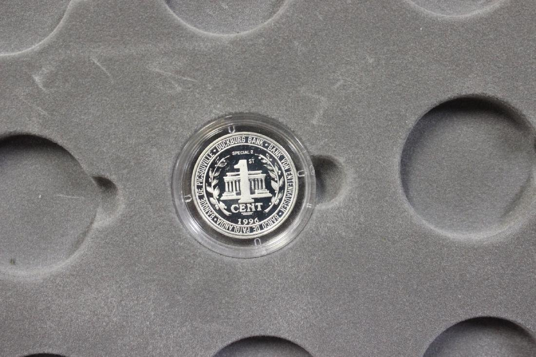 The 1 Cent of Uncle Scrooge - Limited Edition Silver - 4