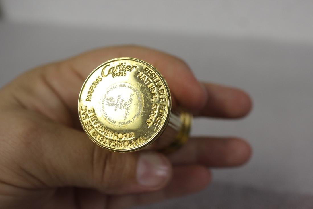 A Cartier Parfum Spray Bottle - 4