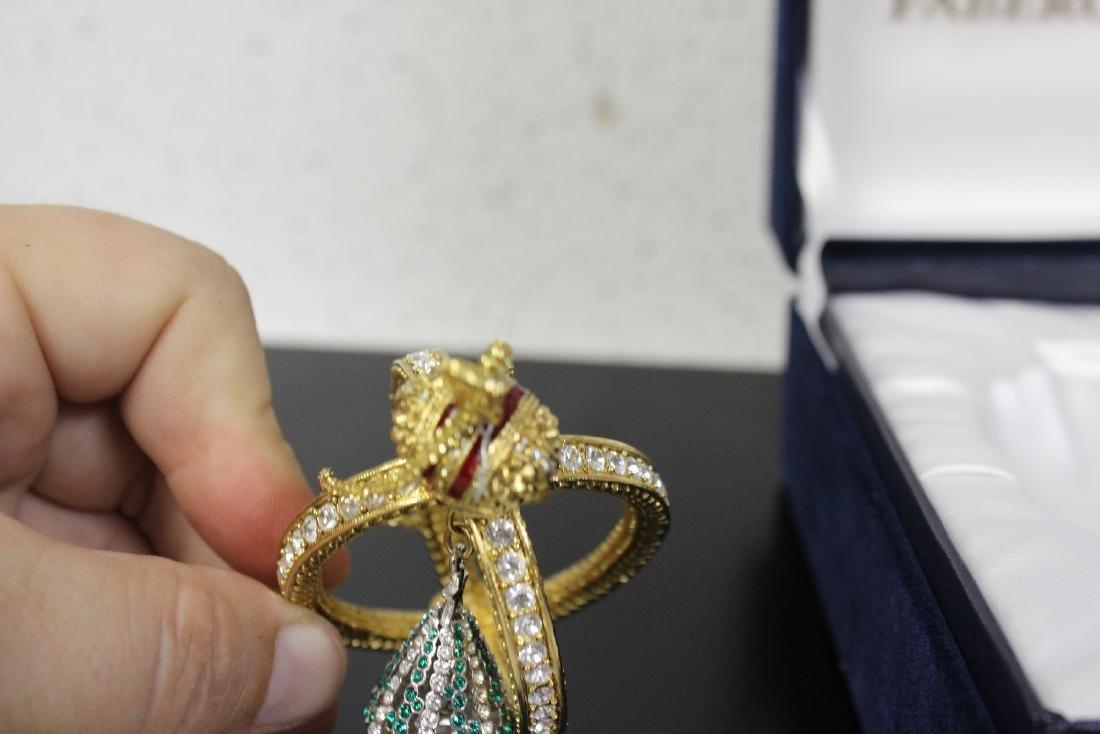A Faberge Ornament - 4