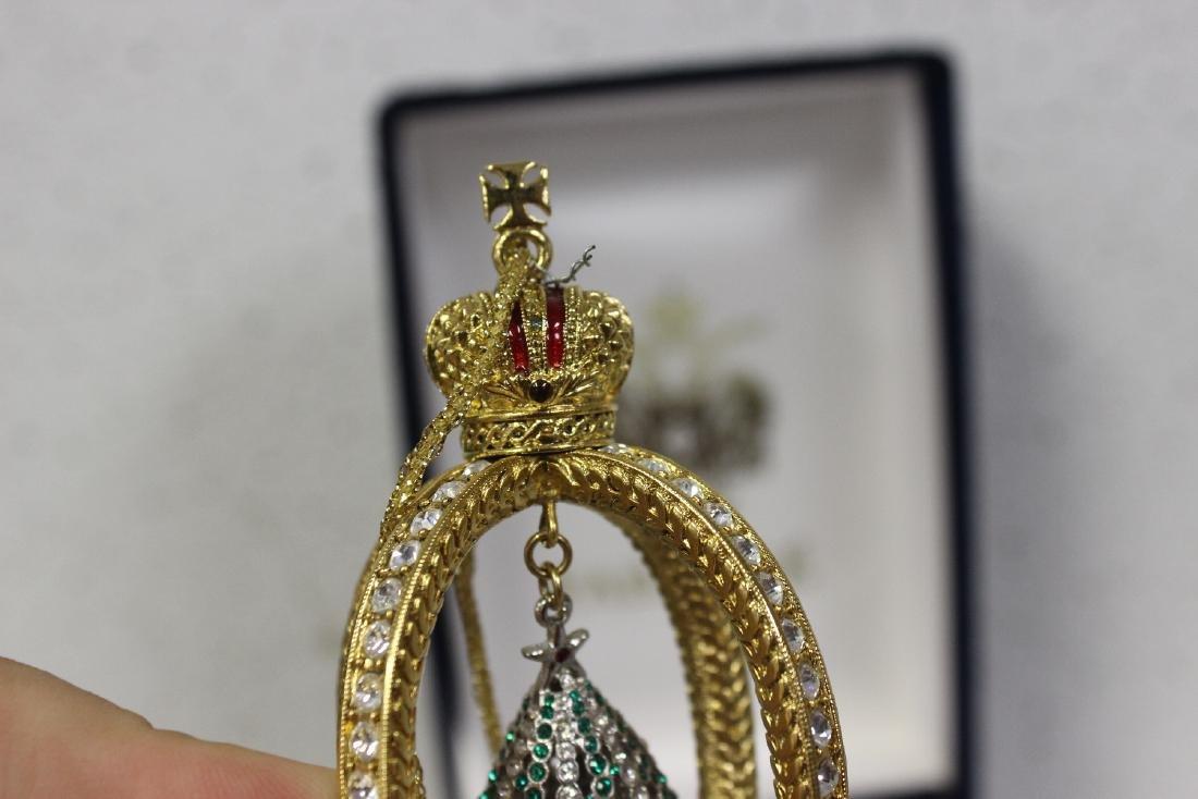 A Faberge Ornament - 5