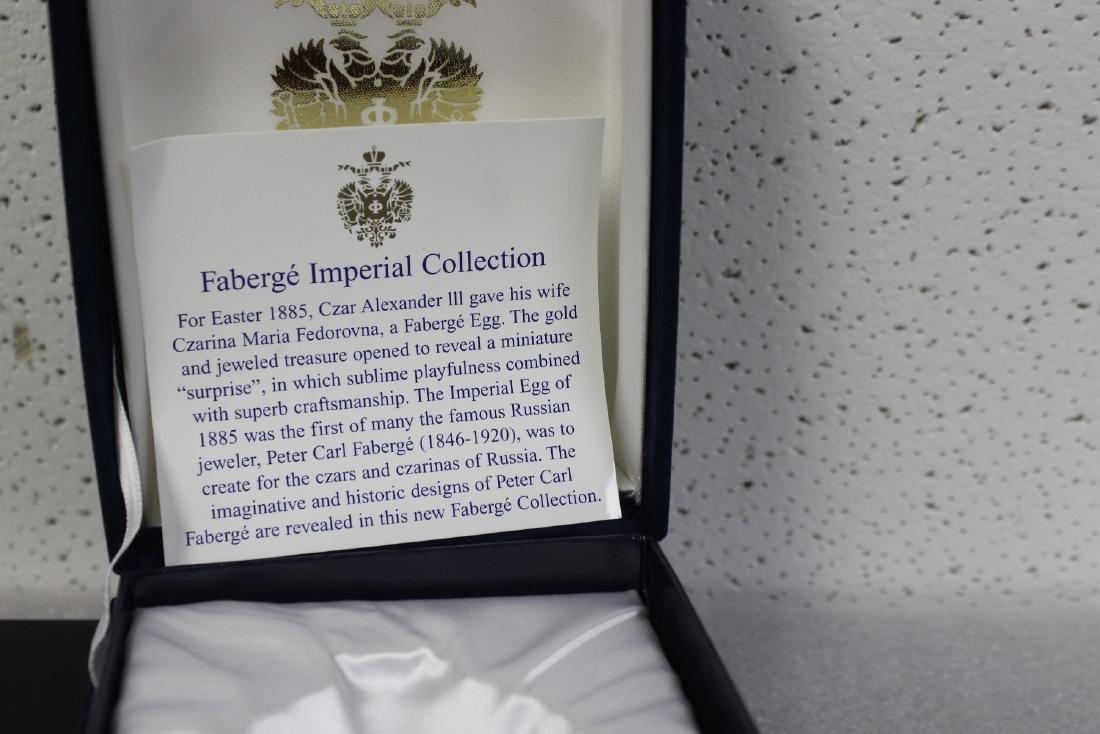 A Faberge Ornament - 7