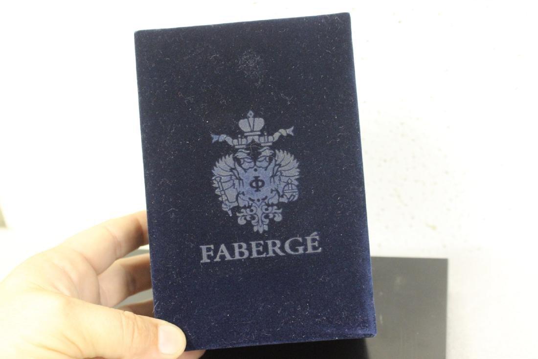 A Faberge Ornament - 8
