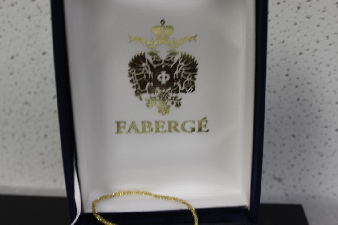 A Faberge Ornament - 9