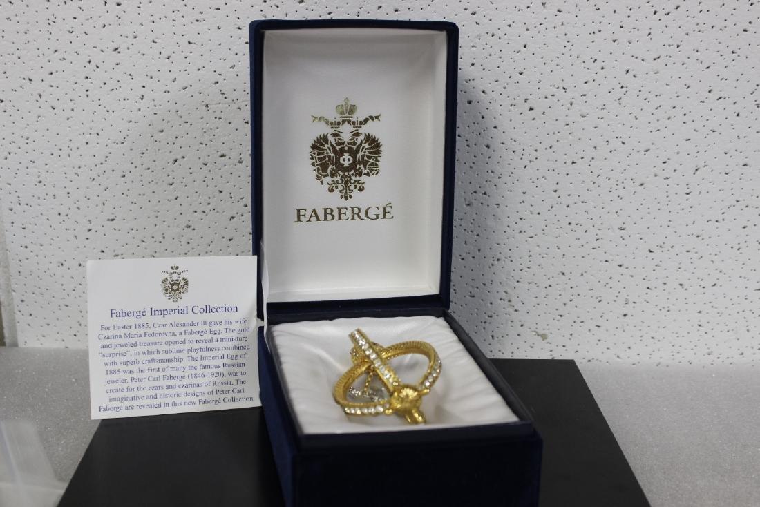 A Faberge Ornament