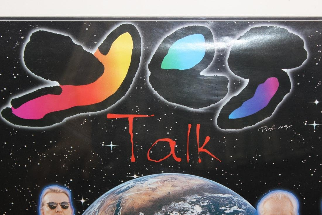 A Peter Max Poster - 2