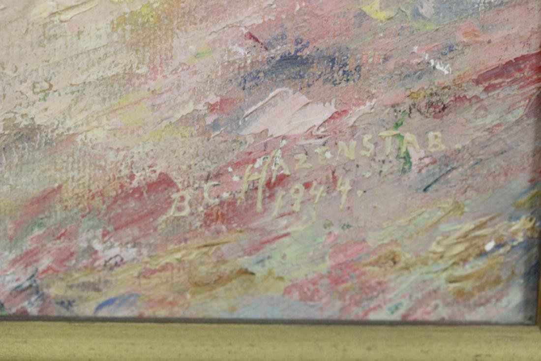 AN Oil on Canvas Painting - 3