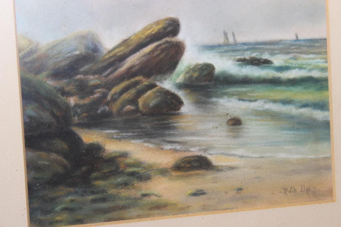 A Watercolour by Ruth Dye - 6