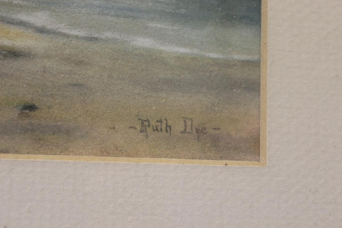 A Watercolour by Ruth Dye - 8