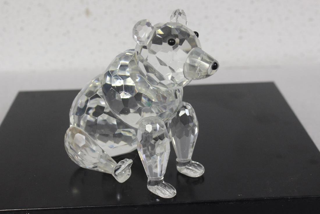 A Crystal Bear