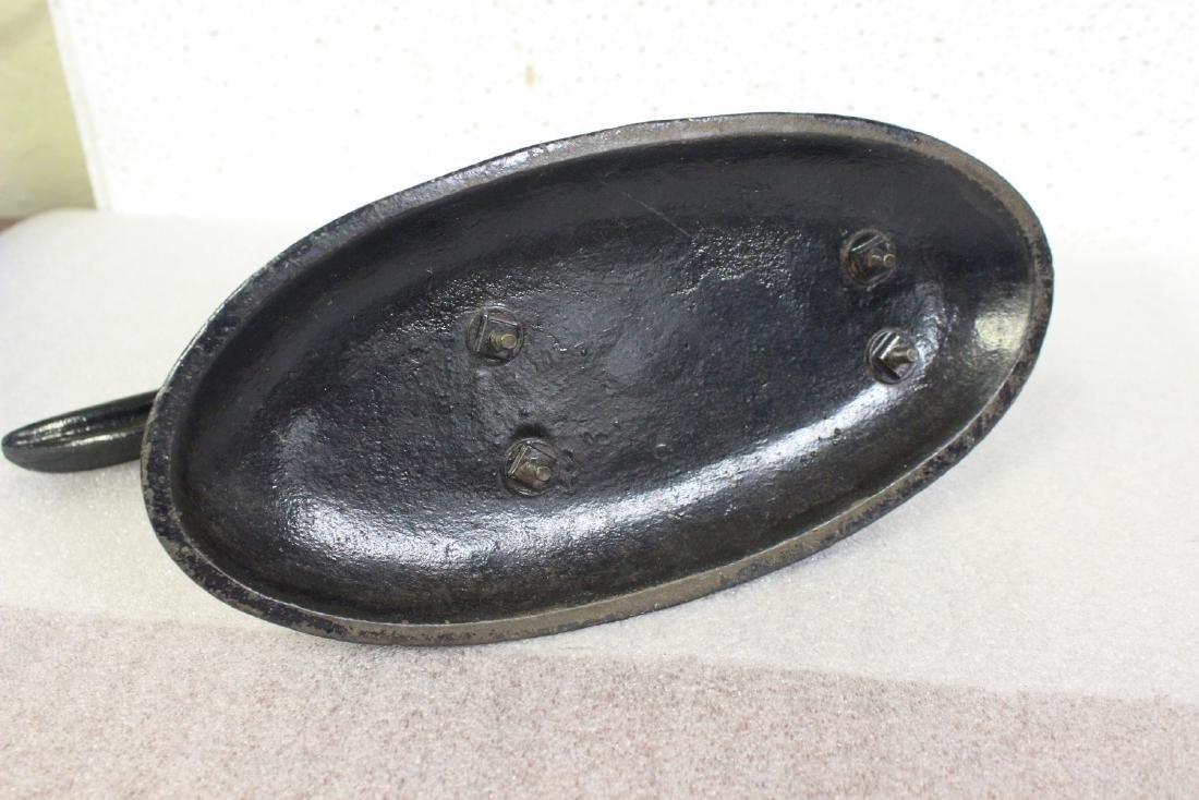 A Vintage Cast Iron Dog Nut Cracker - 4