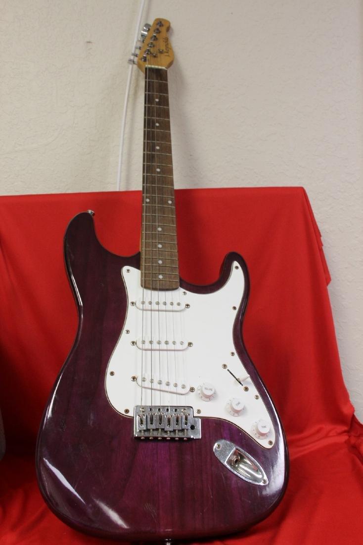 A J. Reynolds Electric Guitar