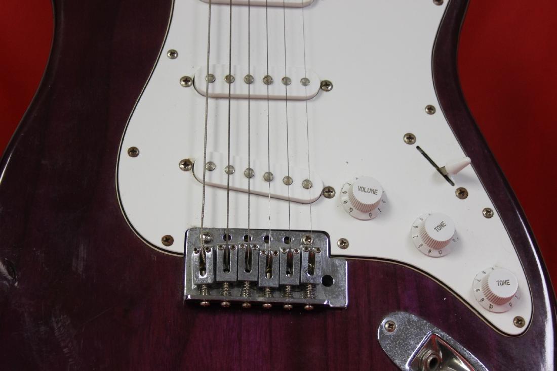 A J. Reynolds Electric Guitar - 3