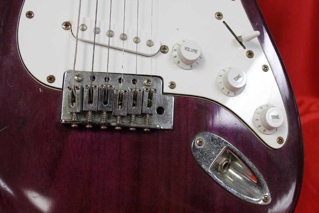 A J. Reynolds Electric Guitar - 6