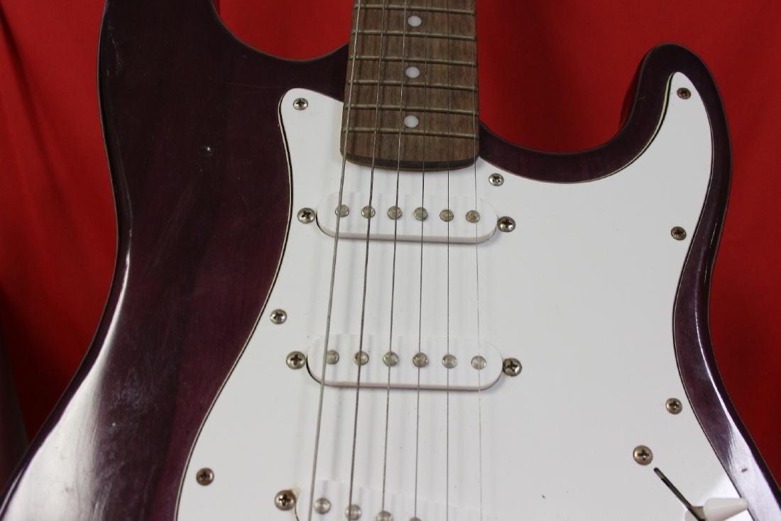 A J. Reynolds Electric Guitar - 8
