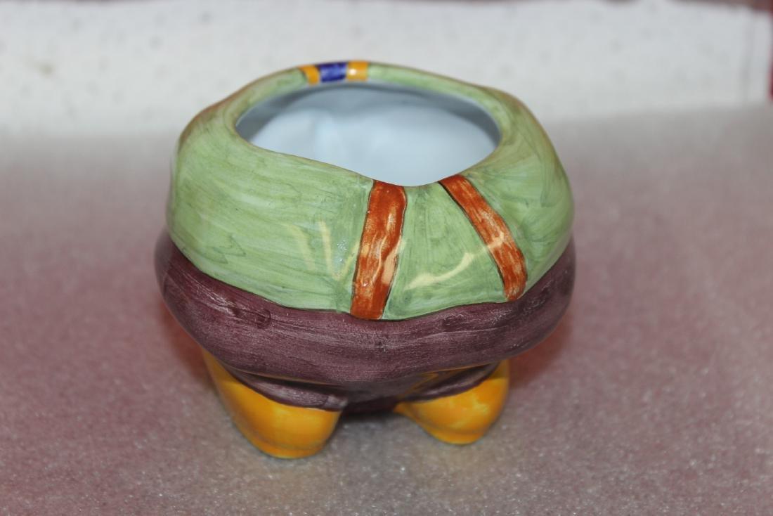 A Quimper Henriot Jar - 5