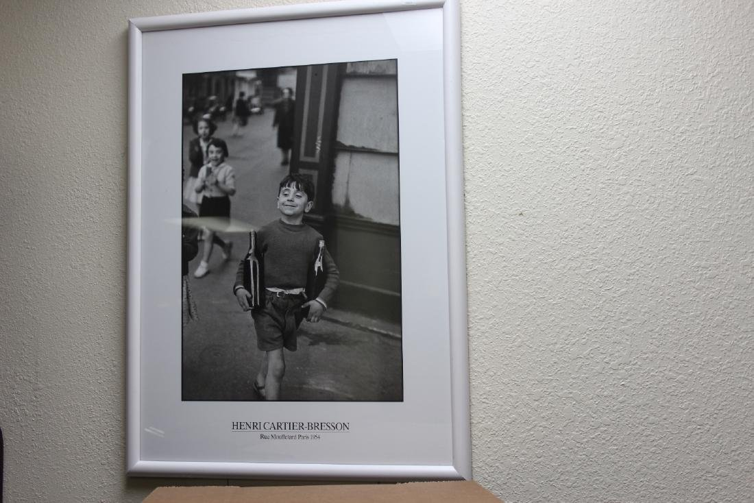 Henri Cartier Bresson Poster