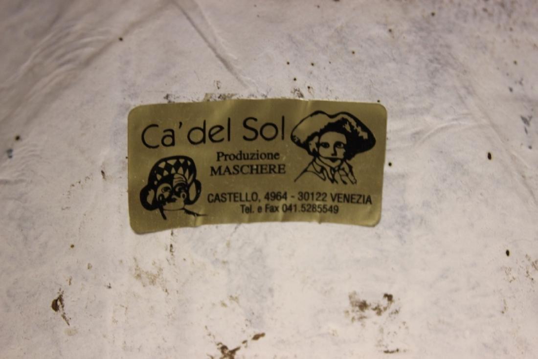 A Ca'Del Sol Italian Madri Gras? Mask - 10