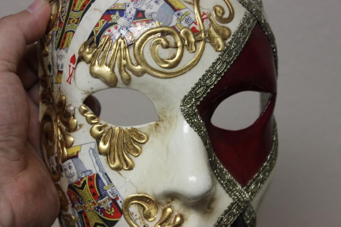 A Ca'Del Sol Italian Madri Gras? Mask - 3