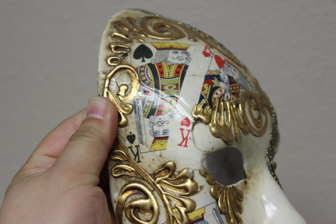 A Ca'Del Sol Italian Madri Gras? Mask - 5