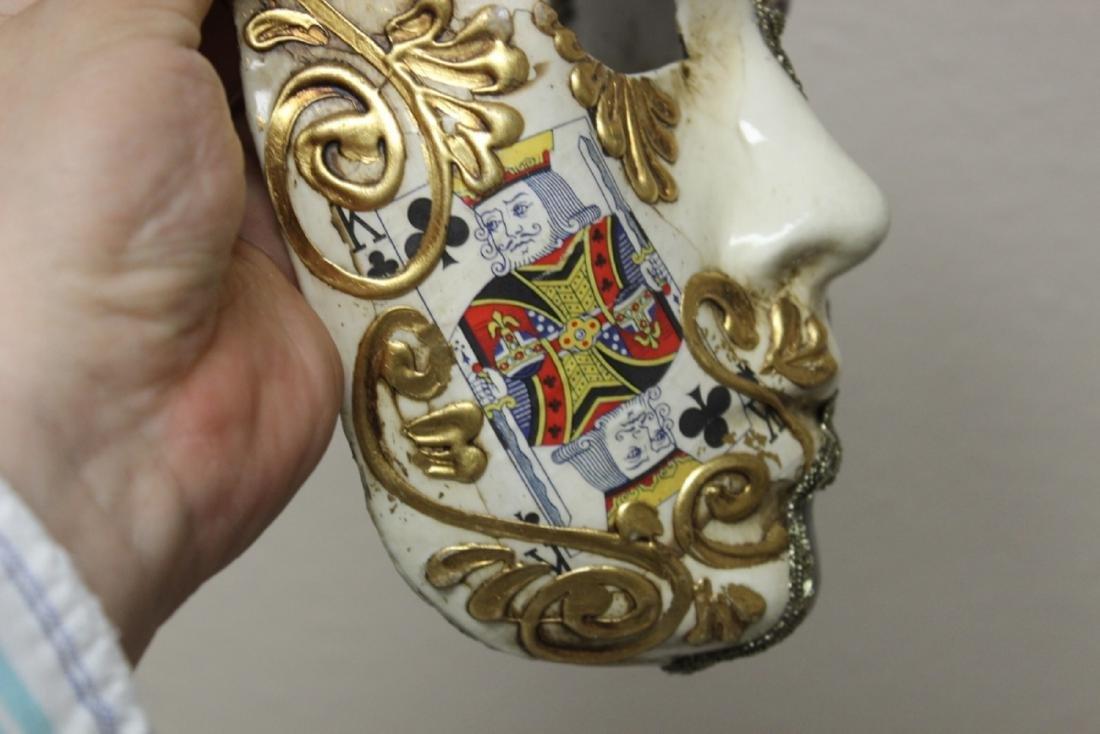 A Ca'Del Sol Italian Madri Gras? Mask - 6