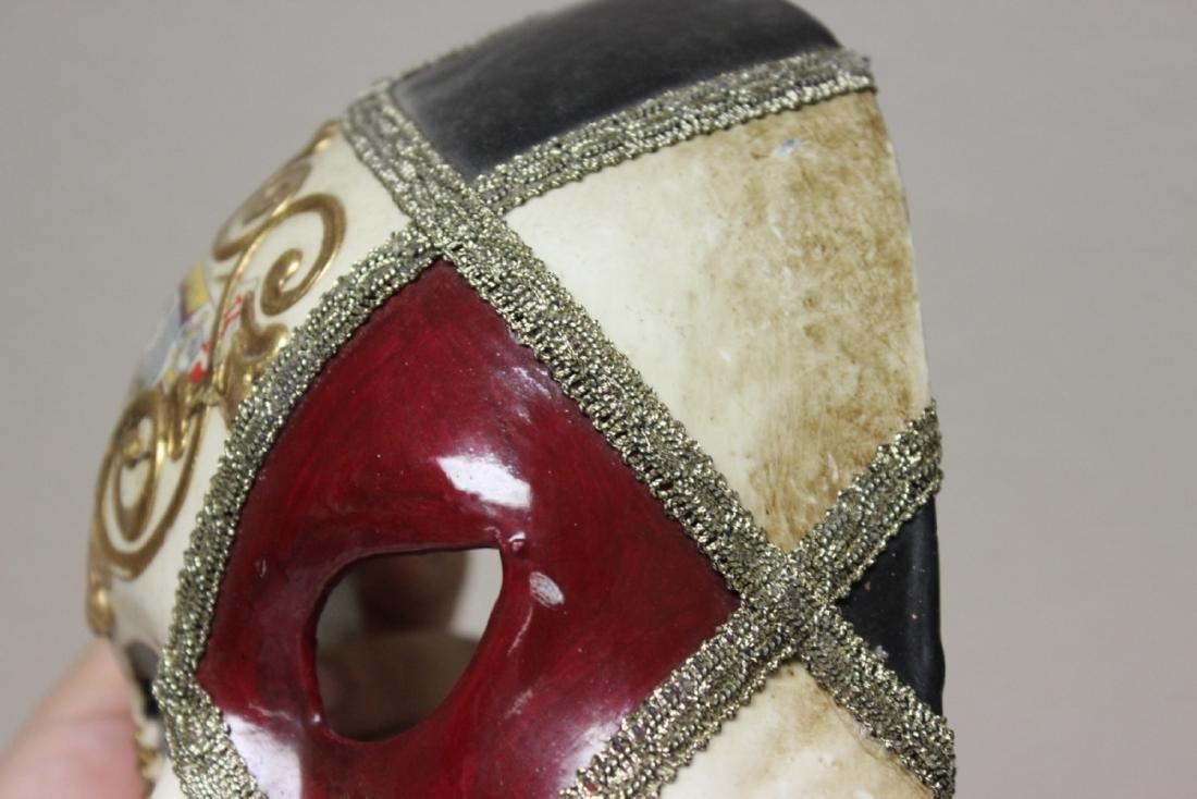 A Ca'Del Sol Italian Madri Gras? Mask - 7