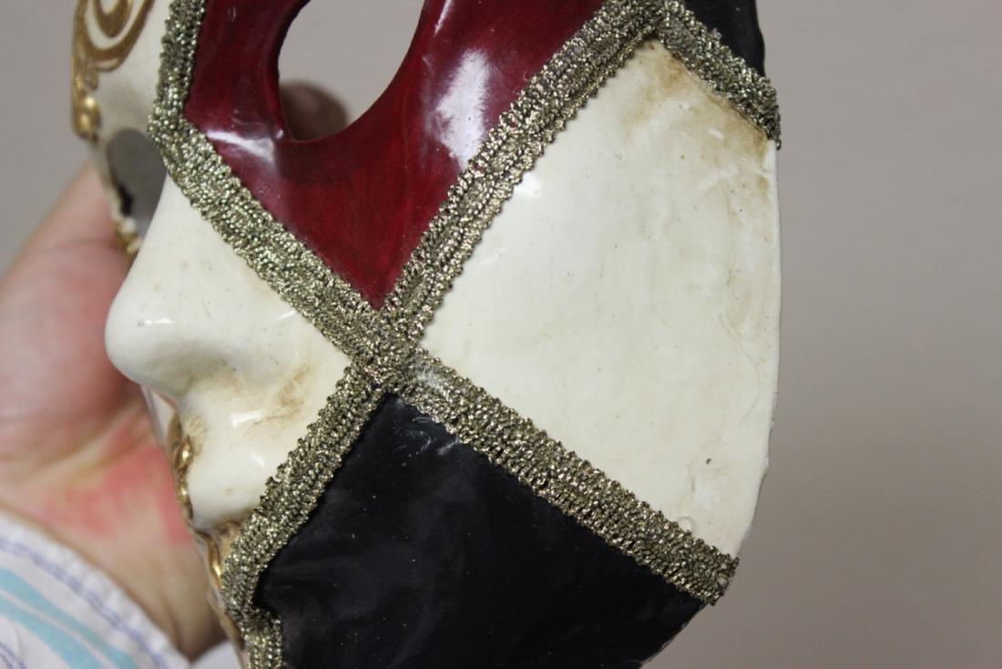 A Ca'Del Sol Italian Madri Gras? Mask - 8