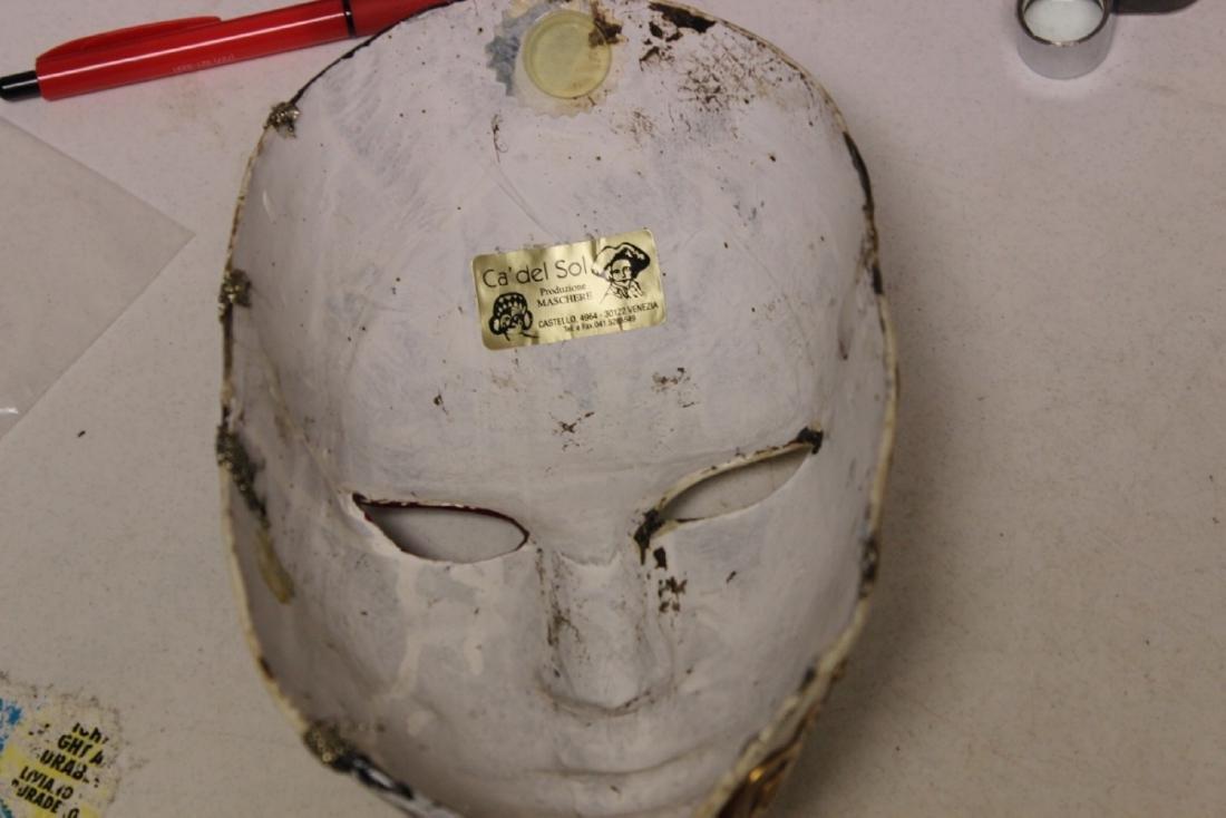A Ca'Del Sol Italian Madri Gras? Mask - 9