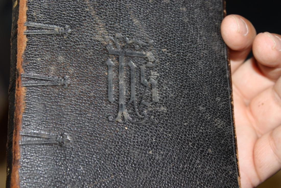 A Leather Bound Book - Brevarium Carmel - 4