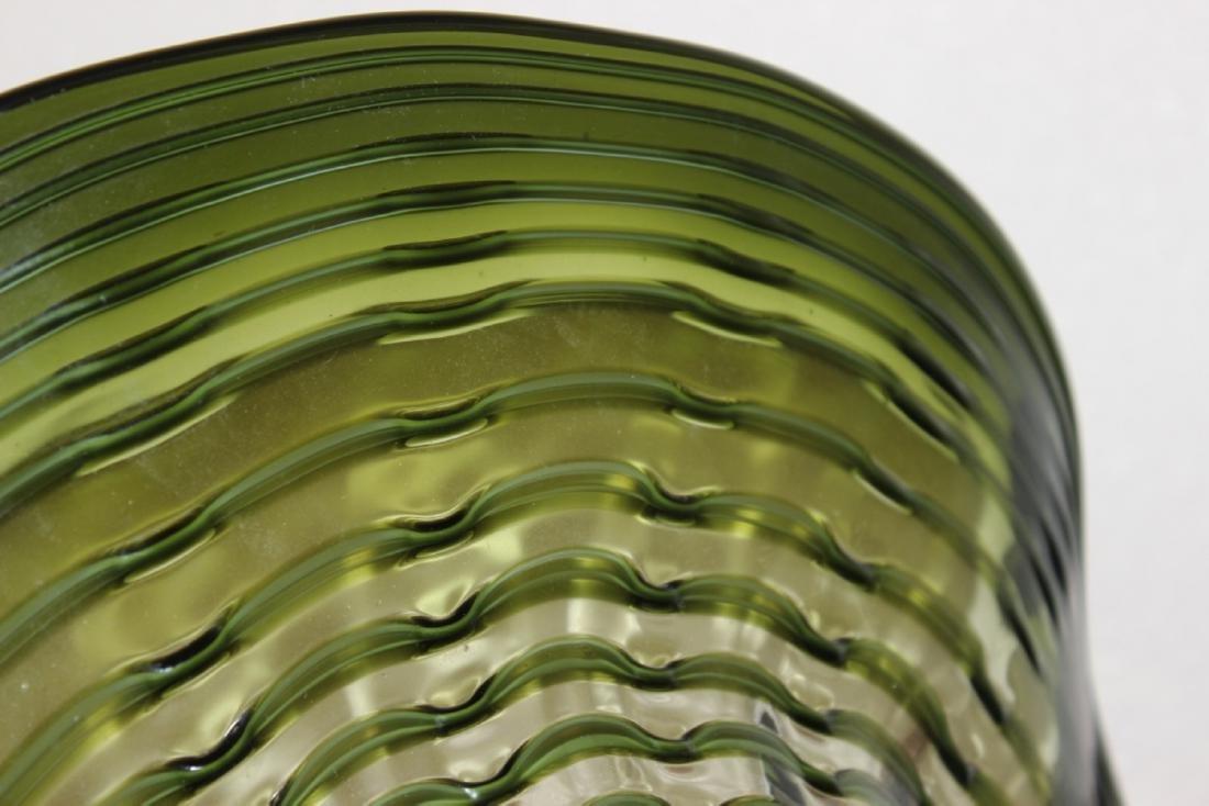 An Art Glass Bowl - 5