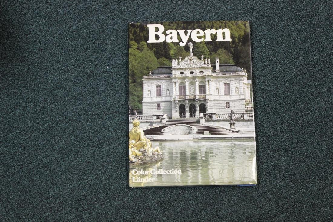 Bayern Color Collection - Hardcover Book