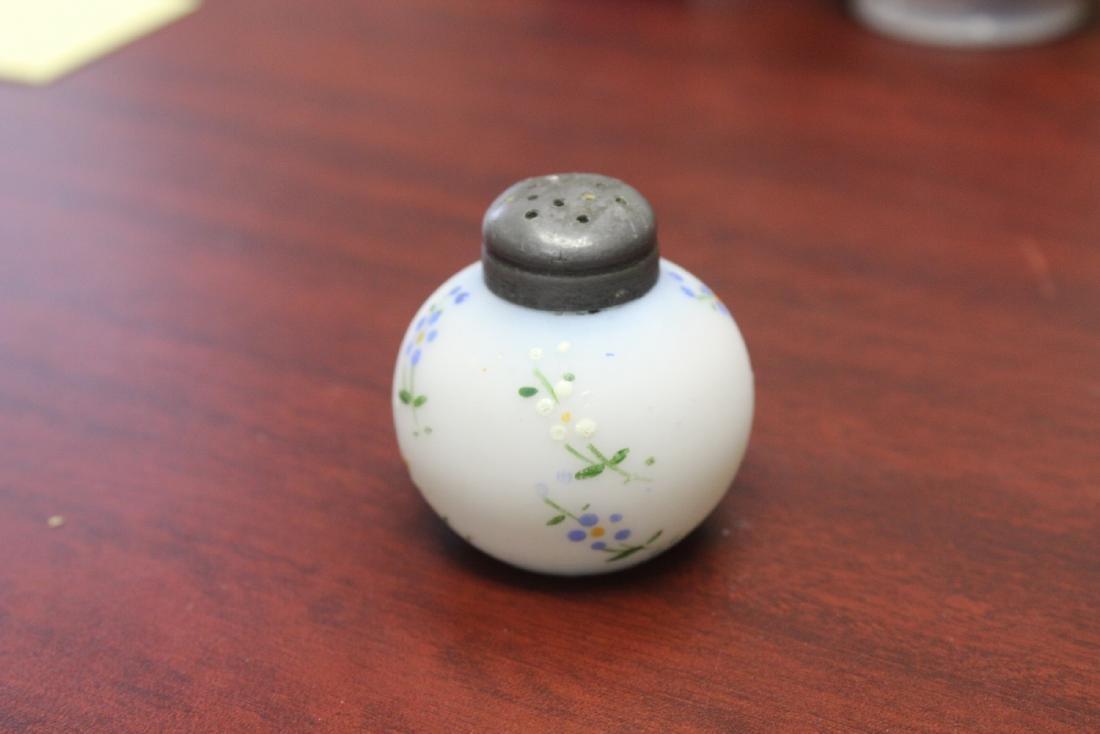 A Mount Washington Salt and Pepper Shaker