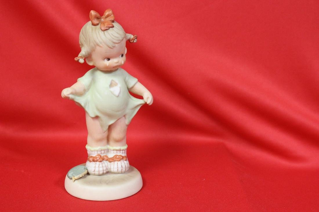 A Hummel Style Figurine